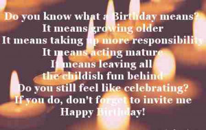 Birthday Quotes For Him Funny birthday quotes for him