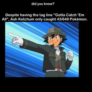 ash pokemon on Tumblr