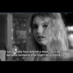 quotes>>>: Cassie Quotes, Uk Skin, Cassie Ainsworth, Skin Uk Quotes ...