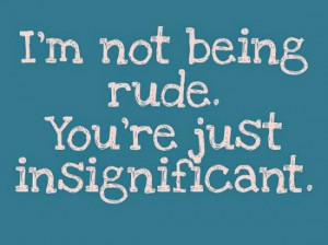 Rude Facebook Status Quotes and Messages