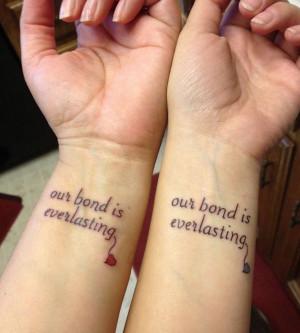 sister tattoos 17