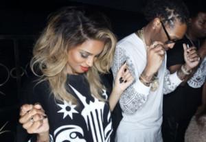 HOT.Ciara and Future famous black couple