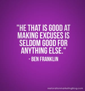 Restoration-Marketing_Business-Quotes_Excuses-2