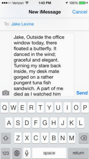 cute text messages for your boyfriend to wake up to