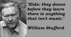 More of quotes gallery for William Stafford's quotes
