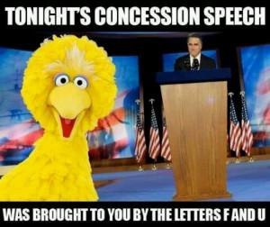 Big bird: vindicated