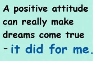 Cheer Attitude Positive Mental And Treat