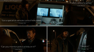 fargoquotes:Lorne Malvo: I need a police scanner.Calamity Joe: Got a ...