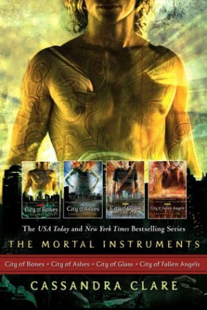 ... City of Bones / City of Ashes / City of Glass / City of Fallen Angels