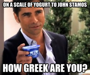 Greek yogurt is trending in the health and fitness world, but even ...