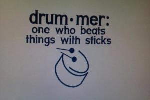 Mer, Drummers Corner, Drummer Quotes, Drummers Quotes, Custom Drummers ...