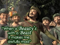 Beauty and the Beast and Shrek (Series)