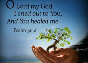 verses about healing the bible speaks often of miraculous healing ...