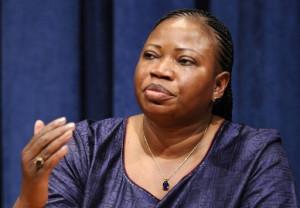 Fatou Bensouda, nouvelle procureure de la Cour pénale internationale ...