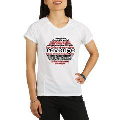 color revenge quotes performance dry t shirt revenge quotes ...