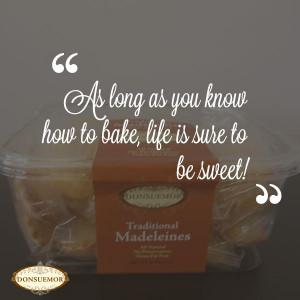 Baking is sweet :)