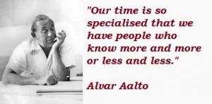 Alvar aalto famous quotes 2
