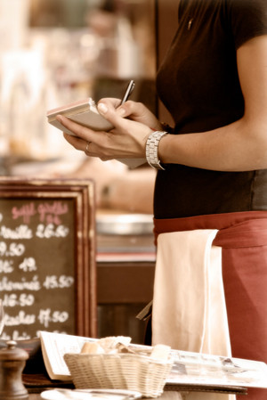 How to get faster restaurant service
