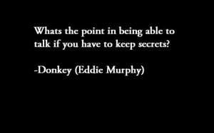 Donkey quote