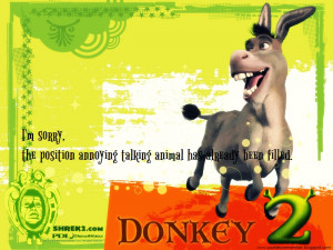 Quote to Remember: SHREK 2 [