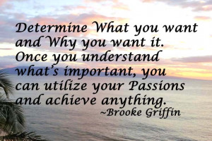 ... , and what you need to do to achieve YOUR GOALS by GOAL SETTING