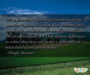 Quotes About Meteorologists