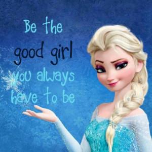 Queen Elsa's quotes