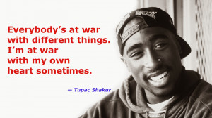 Tupac Shakur Quote On Move On