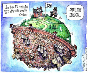 Global inequality, illustrated, described, explained