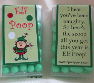 Elf Poop…Dirty Santa!!