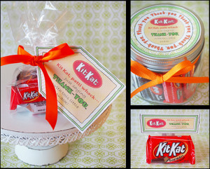 "Sayings ""Thank-you"" :: Homemade Gifts Candy Sayings ""Kit Kat Thank-you ..."