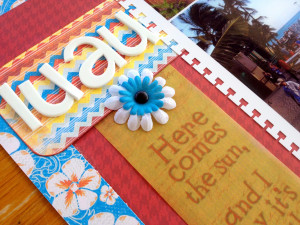 These color vellum quotes our are featured product for April! You can ...