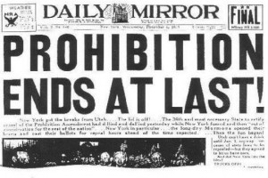 Prohibition Repeal Day Parties San Francisco