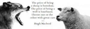 Hugh Macleod motivational inspirational love life quotes sayings ...