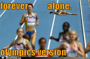 funny olympic pictures track and field
