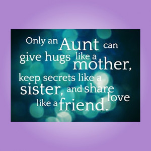 ... tagged with: aunt quote-aunt-aunts-quote-family-love-niece-nephew