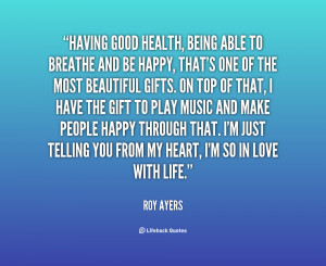 Quotes About Being Healthy