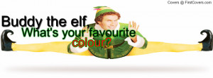 Buddy the Elf Profile Facebook Covers