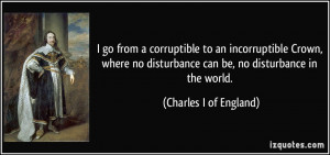 King Charles I of England Quotes