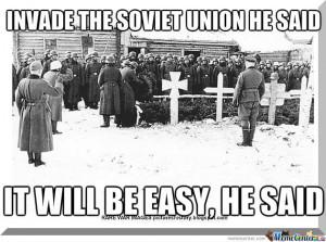 Soviet Russia Meme