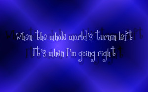 ... turning left it s when i m going right a girl like me rihanna song