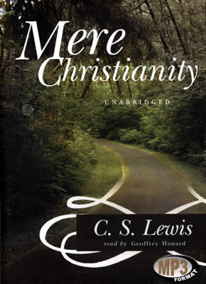 ... what christians believe mere christianity by c s lewis this passage