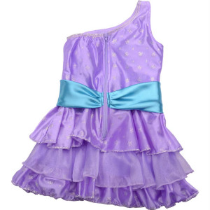 Fantasia Barbie Princesa Pop Star Luxo Sulamericana 4588 81152 5 cart