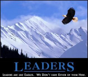 Leadership Quotes About Eagles
