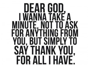 thank you jesus quotes