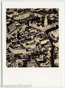 GERHARD RICHTER City Picture Mu Stadtbild Mu 1968 Notecard 7 x 5 NEW