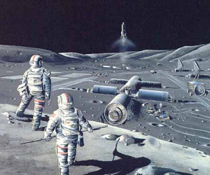 Art and the Promotion of Space Exploration