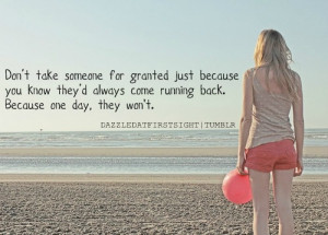Pushing People Away In Relationships | taking someone for granted ...