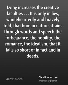 Faculties Quotes