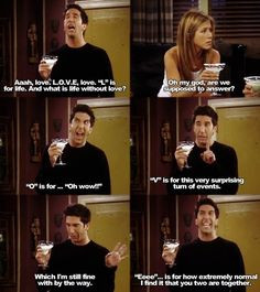 friends quotes from the show | Funny Friends Tv Show Quotes photo ...
